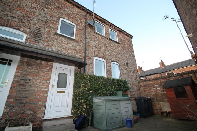 2 bed end terrace house for sale in George Court, York