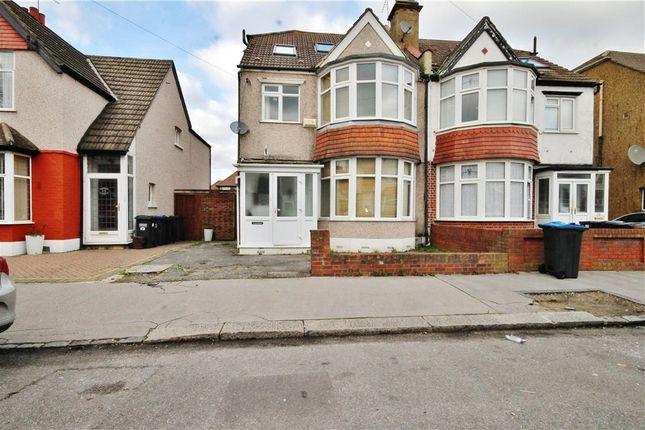 Thumbnail Semi-detached house for sale in Meadvale Road, Croydon