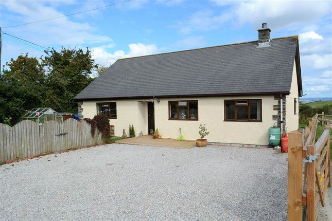 Thumbnail Bungalow for sale in Gorran, Cornwall