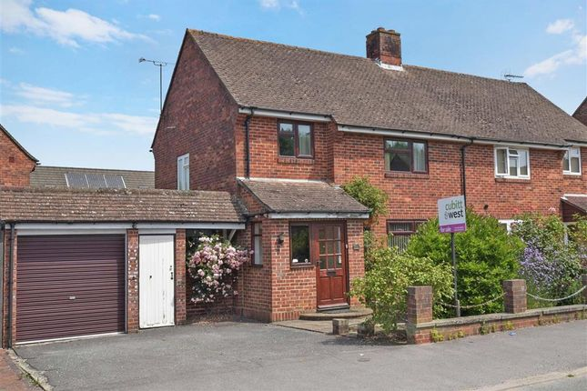 Thumbnail Semi-detached house for sale in Cranford Road, Petersfield, Hampshire