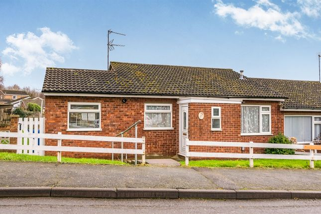 Thumbnail Semi-detached bungalow for sale in Alexandra Road, Desborough, Kettering