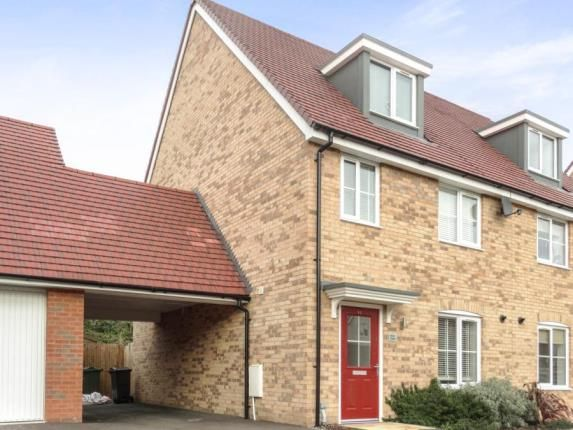Thumbnail Semi-detached house for sale in Haygreen Road, Witham