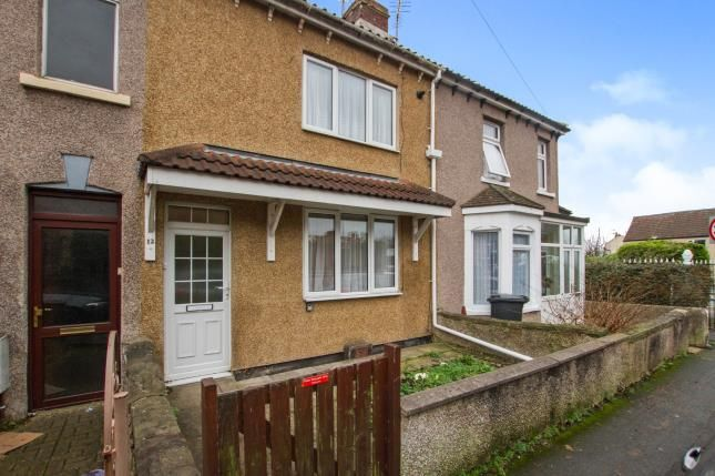 Terraced house for sale in Upper Station Road, Bristol, Somerset