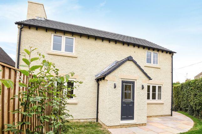 Thumbnail Detached house for sale in Ashton Road, Siddington, Cirencester