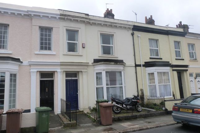 Thumbnail Terraced house for sale in Hill Park Crescent, Plymouth