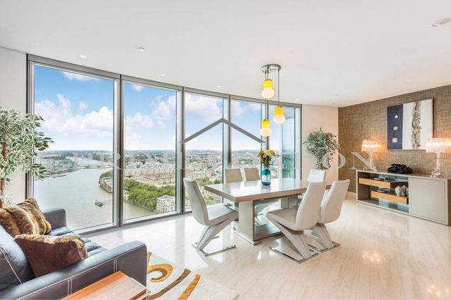 Thumbnail Flat to rent in The Tower, One St George Wharf, Vauxhall