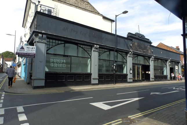 Thumbnail Restaurant/cafe to let in Great Colman Sreet, Ipswich