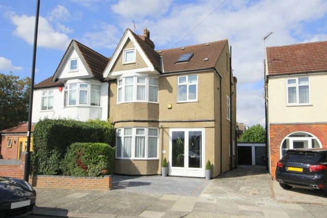 Thumbnail Semi-detached house for sale in Ridge Road, London