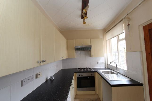 Thumbnail Terraced house to rent in Horace Avenue, Stapleford, Nottingham