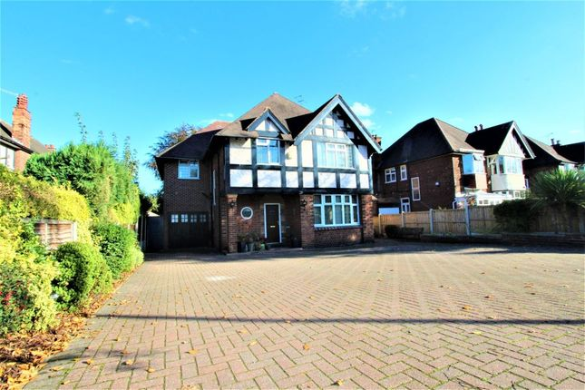 Thumbnail Detached house for sale in Middleton Boulevard, Wollaton, Nottingham