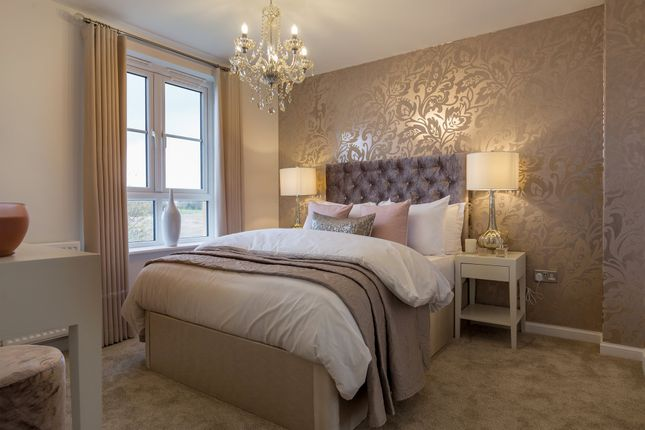 """Thumbnail Semi-detached house for sale in """"Craigend"""" at Meikle Earnock Road, Hamilton"""