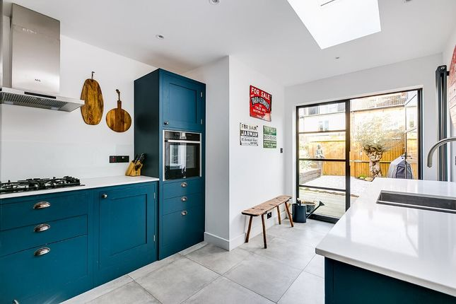 Thumbnail Cottage for sale in Stanley Road, London