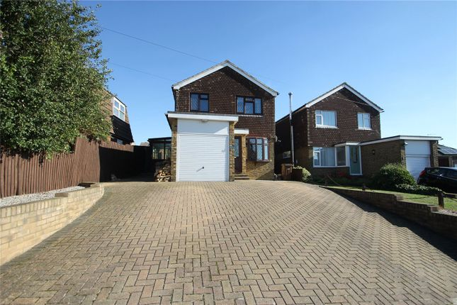 Thumbnail Detached house for sale in Kingshill Drive, Hoo, Kent