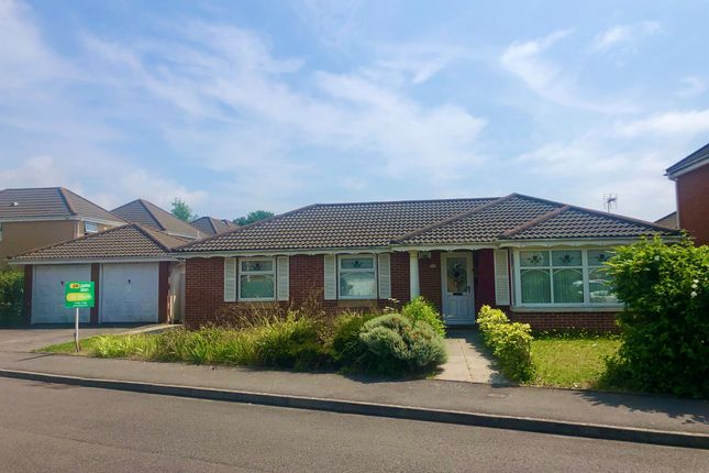 3 bed detached bungalow for sale in Cae Ganol, Nottage, Porthcawl CF36