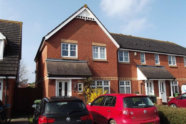 Thumbnail Semi-detached house for sale in Oak Tree Rise, Ross On Wye, Herefordshire