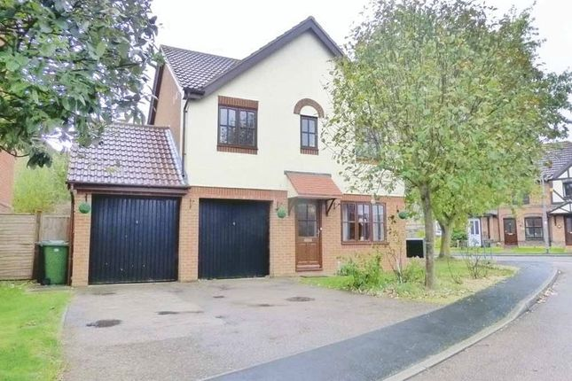 Thumbnail Detached house for sale in Biscay Gardens, Caister-On-Sea, Great Yarmouth