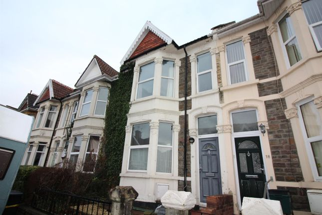 Terraced house in  Lodore Road  Fishponds  Bristol B Bristol