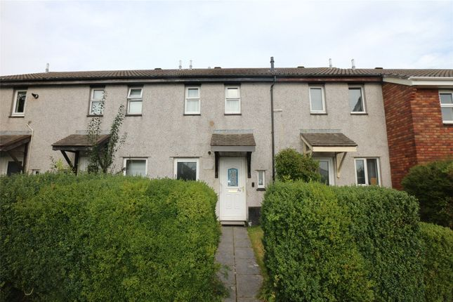Thumbnail Terraced house for sale in Hawthorn Way, Threemilestone, Truro