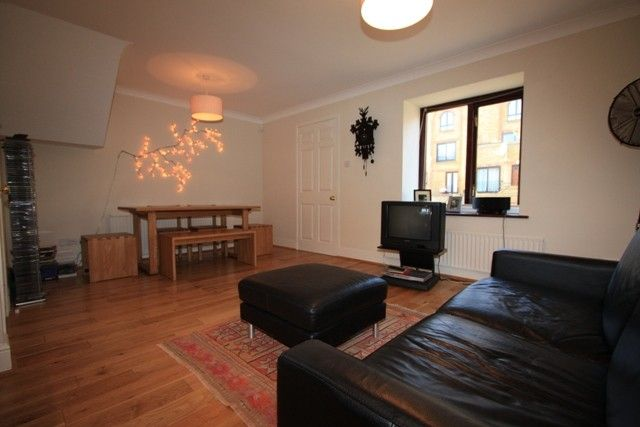 Thumbnail Terraced house to rent in Waterman Way, Wapping