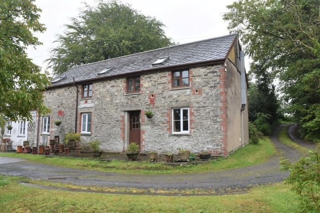 Thumbnail Property for sale in Velindre, Llandysul