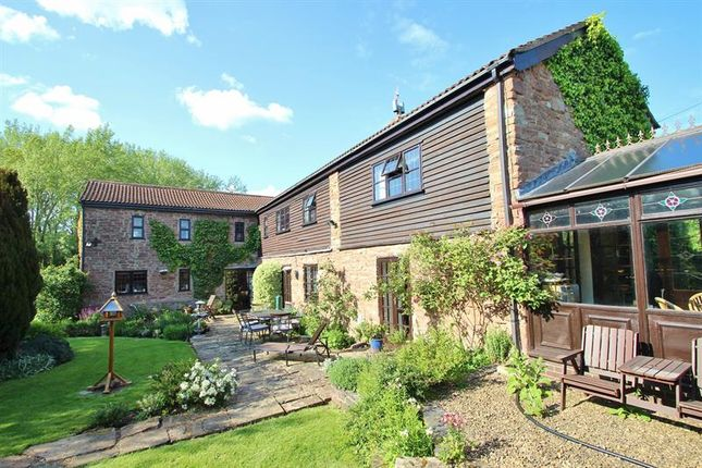 Thumbnail Barn conversion for sale in Phocle Green, Ross-On-Wye