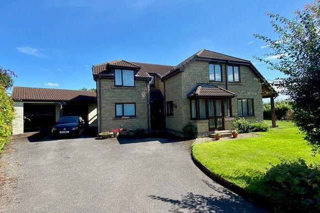 Thumbnail Detached house for sale in Bourton Lane, Compton Bishop, Axbridge, Somerset