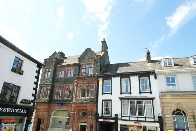 Thumbnail Flat for sale in Flat 1, Barclays Bank Chambers, Market Square, Keswick, Cumbria