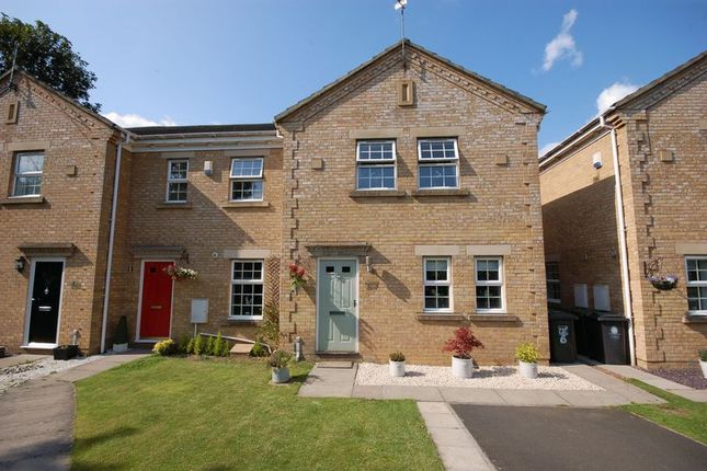 Church Mews, Backworth, Newcastle Upon Tyne NE27, 3 bedroom