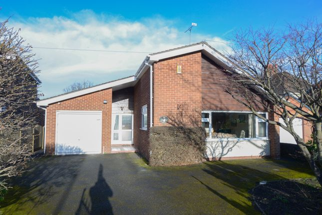Thumbnail Detached bungalow for sale in Foljambe Avenue, Walton, Chesterfield