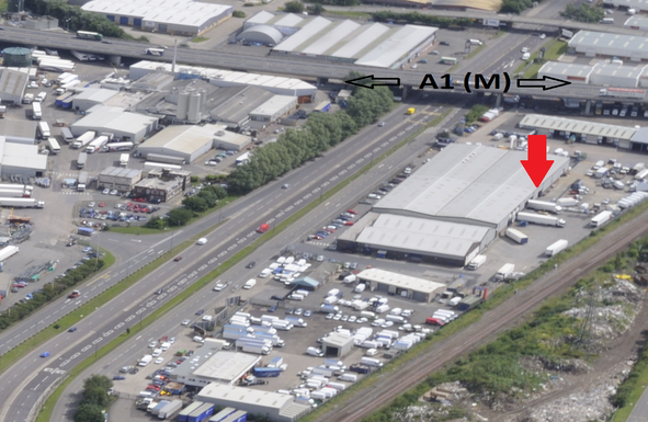 Thumbnail Industrial to let in Chainbridge Road, Blaydon