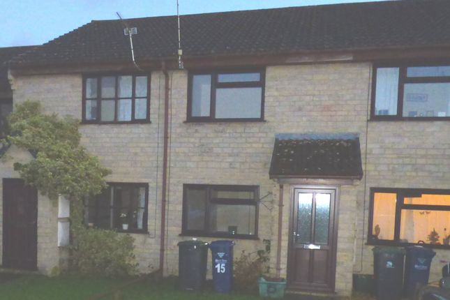 Thumbnail Terraced house to rent in The Meadows, Gillingham