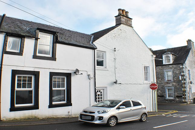 Thumbnail Flat for sale in West Port Flat, West Port, New Galloway