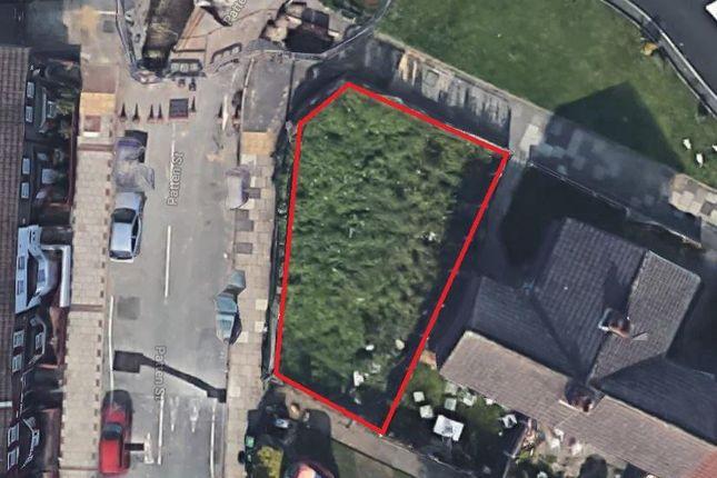 Thumbnail Land for sale in Price Street, Birkenhead
