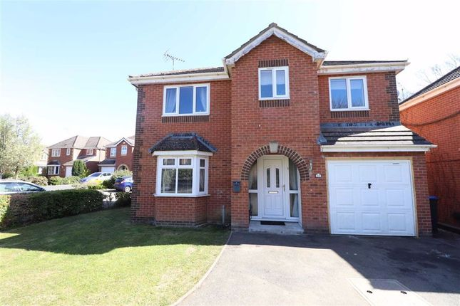 4 bed detached house for sale in Cheriton Close, Daventry NN11