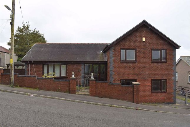 Thumbnail Detached house for sale in Martyns Avenue, Seven Sisters, Neath