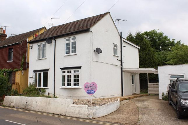 Thumbnail Semi-detached house for sale in Upper Weybourne Lane, Farnham