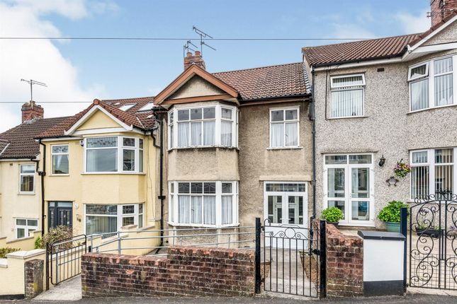 3 bed terraced house for sale in Aylesbury Crescent, Bedminster, Bristol BS3