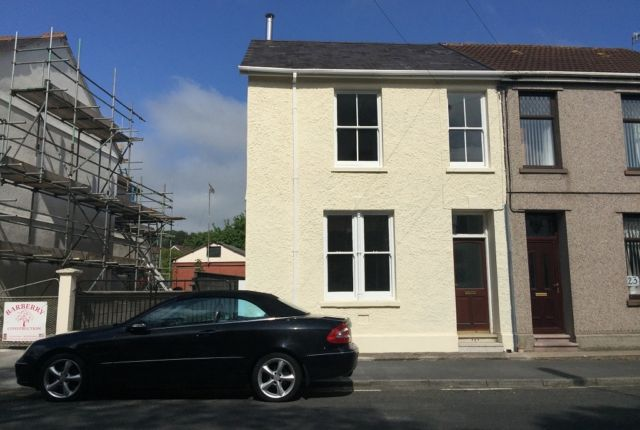 Thumbnail Semi-detached house to rent in Bryngwili Road, Hendy