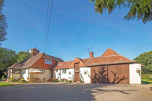 Thumbnail Detached house for sale in Newdigate Road, Rusper, Horsham