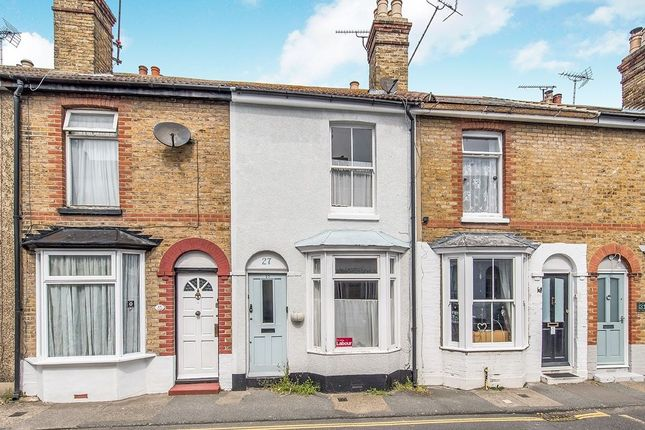 Thumbnail Property to rent in Argyle Road, Whitstable
