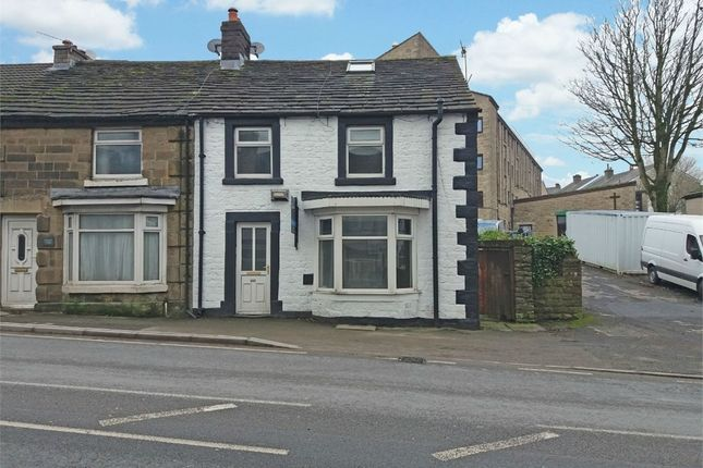 Thumbnail End terrace house for sale in Fairfield Road, Buxton, Derbyshire