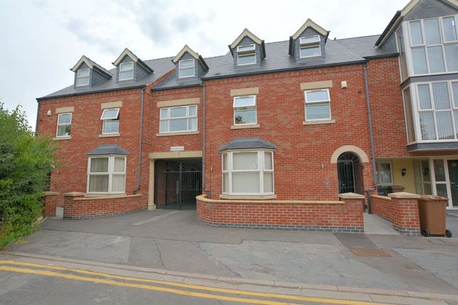 Thumbnail Flat for sale in Roman Path Place, Blenheim Road, Lincoln