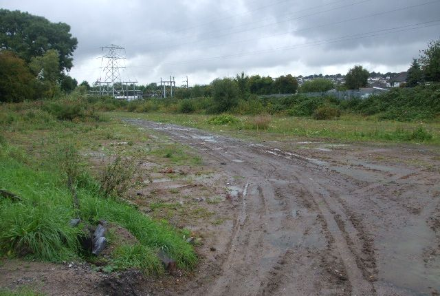 Thumbnail Land for sale in Off Coity Road, Bridgend