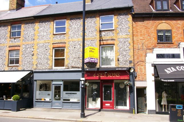 Thumbnail Retail premises for sale in High Street, Esher