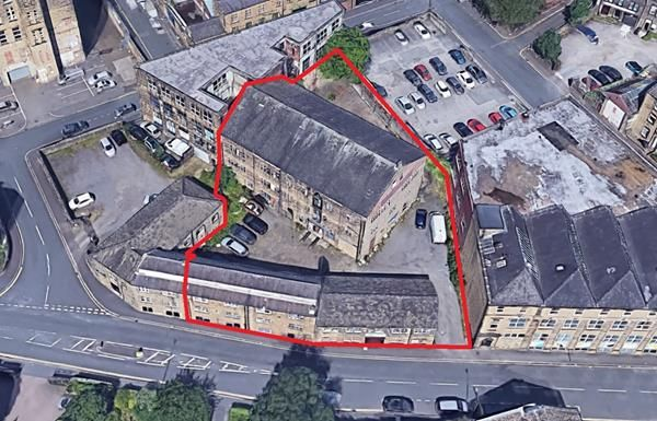 Thumbnail Land for sale in Carlton Works, Savile Park Road, Halifax