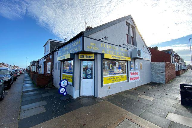 Thumbnail Retail premises for sale in Fulwell Road, Sunderland