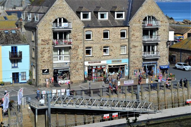 Building of Seafront Court, The Quay, East Looe, Looe PL13