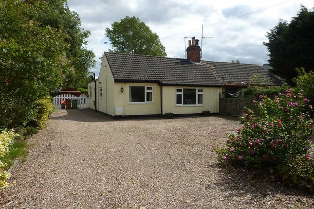 Thumbnail Semi-detached bungalow for sale in Springfield Waltham Road, Brigsley, Grimsby