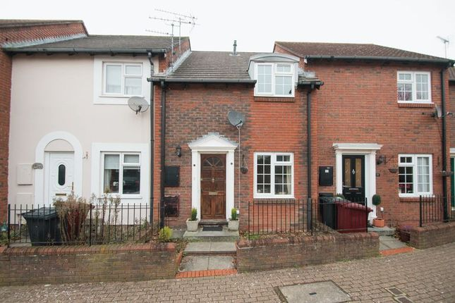 Thumbnail Terraced house for sale in Phoenix Close, Chichester