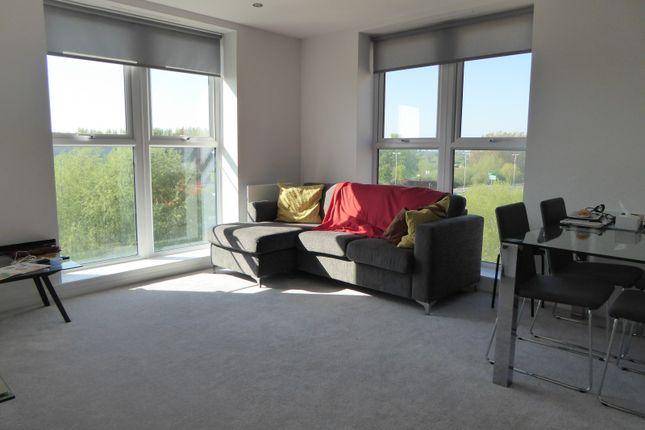 Living Area of Skylark House, Drake Way, Reading RG2
